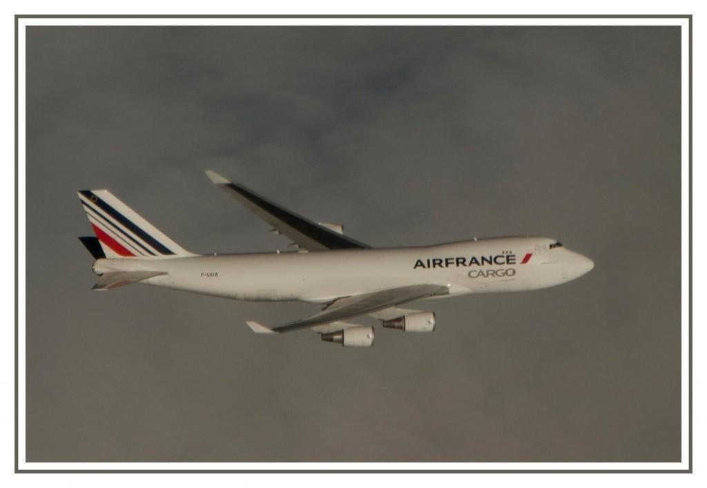 Air France number one