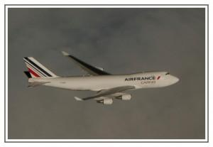 Boeing 747 Air France © G. Carcassonne