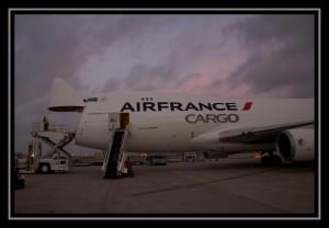 Escale Air France Cargo © G. Carcassonne