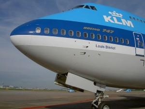 Boeing 747 KLM © Domaine Public
