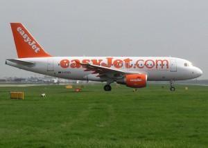 Airbus A319 easyJet © Domaine Public