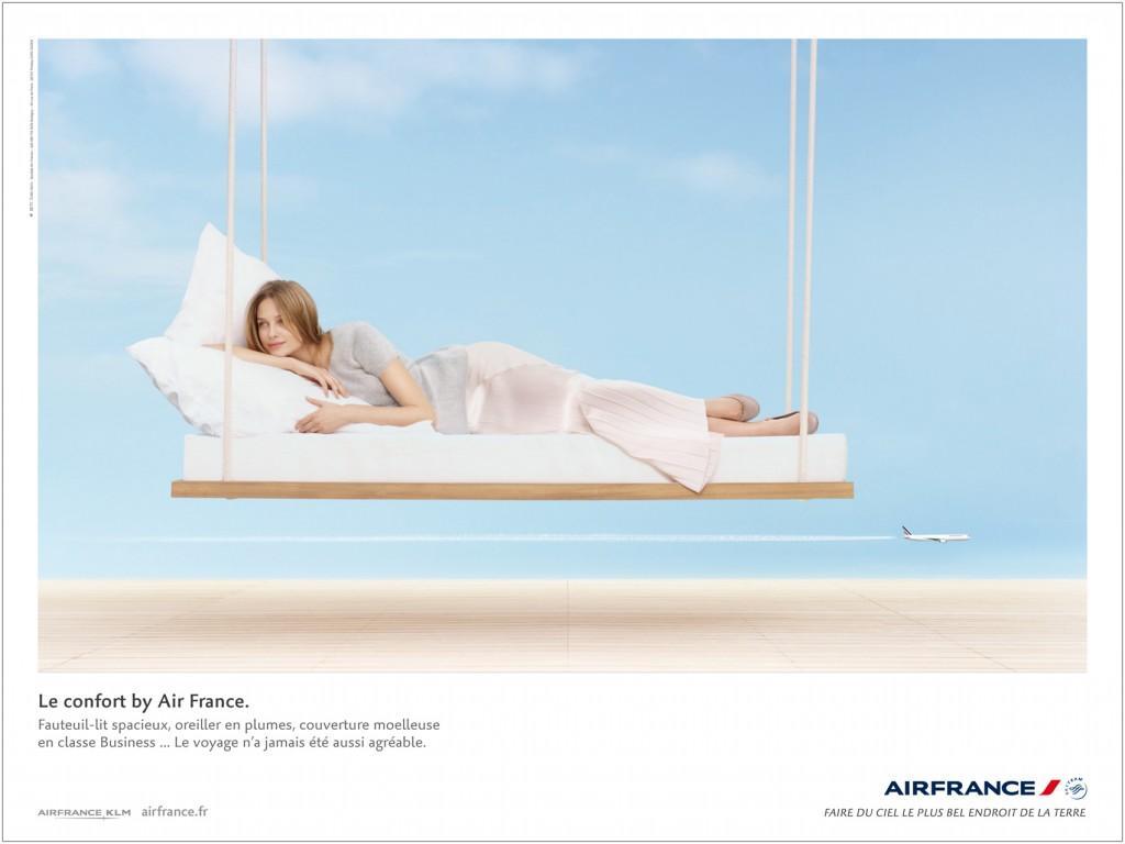 Nouvelle pub pour Air France
