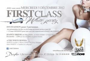Flyer White Party
