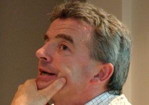 Michael O'Leary © Janwikifoto