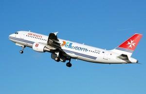 Air Malta A320-200 © Domaine Public