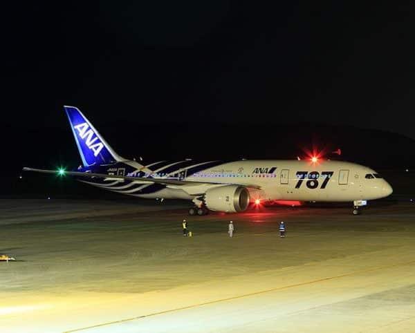 Jean Belotti et le Boeing 787