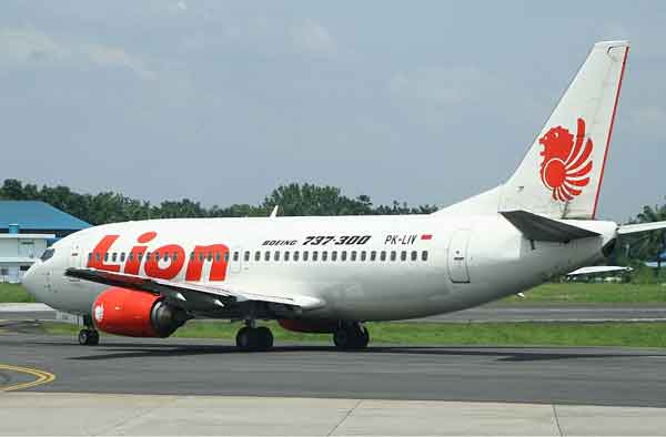 Crash Lion Air