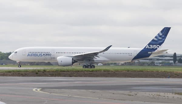 Airbus A350 pour Air France
