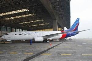 Boeing 737-800 Sriwijaya Air