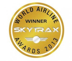 Logo pour Skytrax 2013
