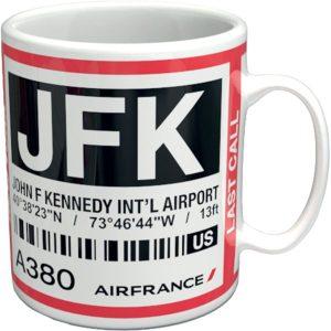 Mug Air France pour JFK