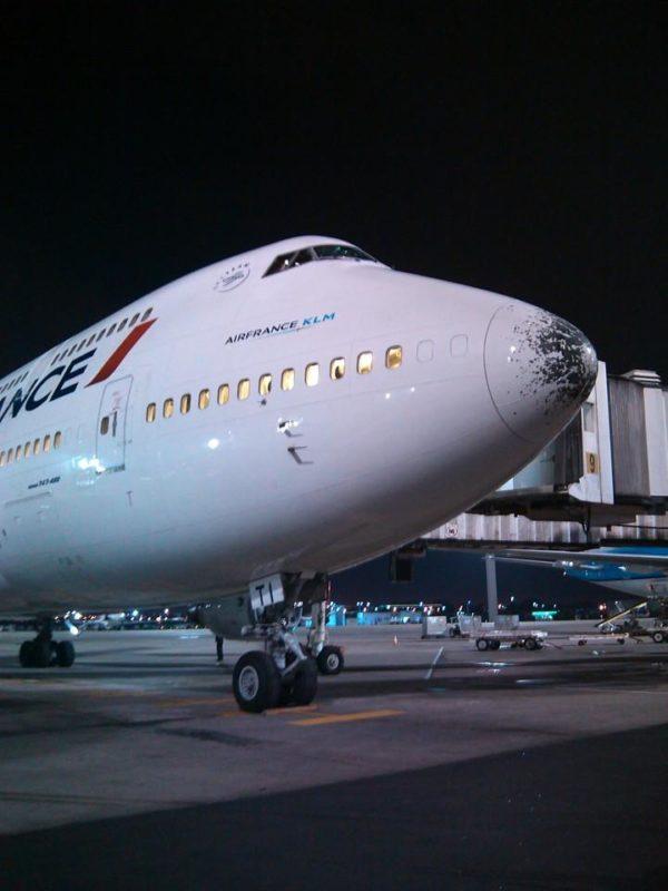 Rio – Paris; Air France fait demi tour.