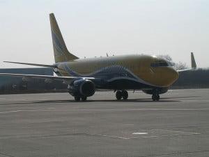Boeing 737-700 Europe Airpost © Droop
