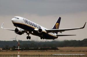Boeing 737 Ryanair © Michel Charron