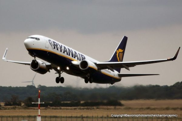 Ryanair, licenciement collectif !