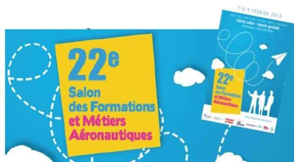 Salons des formations aero 2014