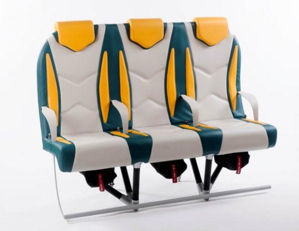 Nouveaux sièges révolutionnaires