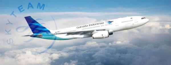 Garuda rejoint Skyteam