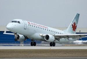 Air Canada Embraer © Brian