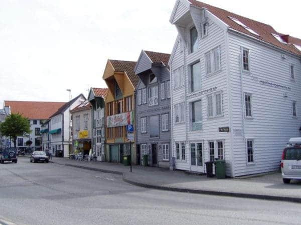 Air France à Stavanger