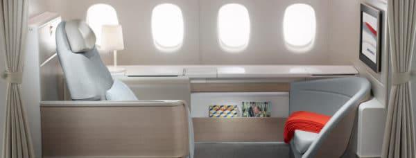 Air France, nouvelle Première dévoilée