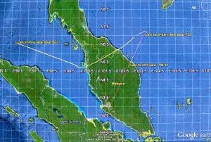 radar mh370