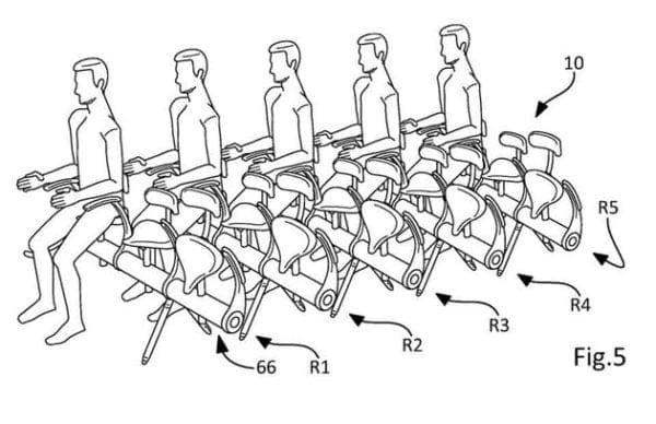 Un concept de siège Airbus