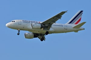 Air France Airbus A318 © Aeroworldpictures