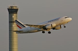 Air France Airbus A319 © Aeroworldpictures