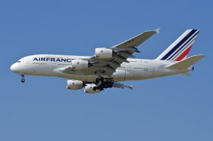 Air France Airbus A380 © Aeroworldpictures