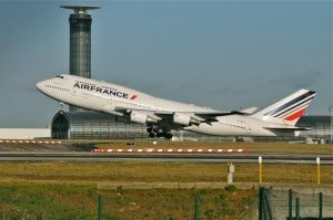 Air FRance Boeing 747 © Aeroworldpictures