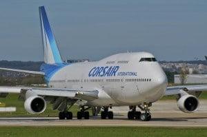 Boeing 747-400 Corsair © Aeroworldpictures