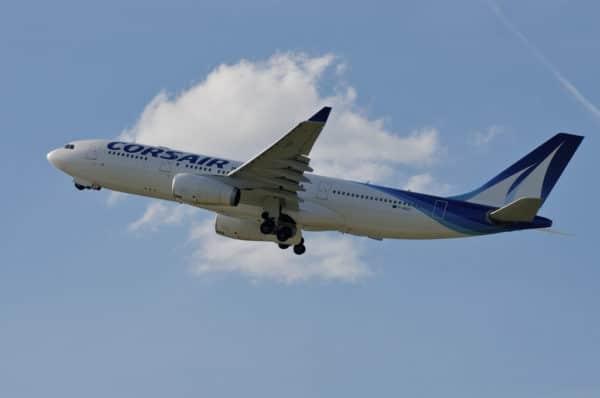 Corsair a un nouvel Airbus