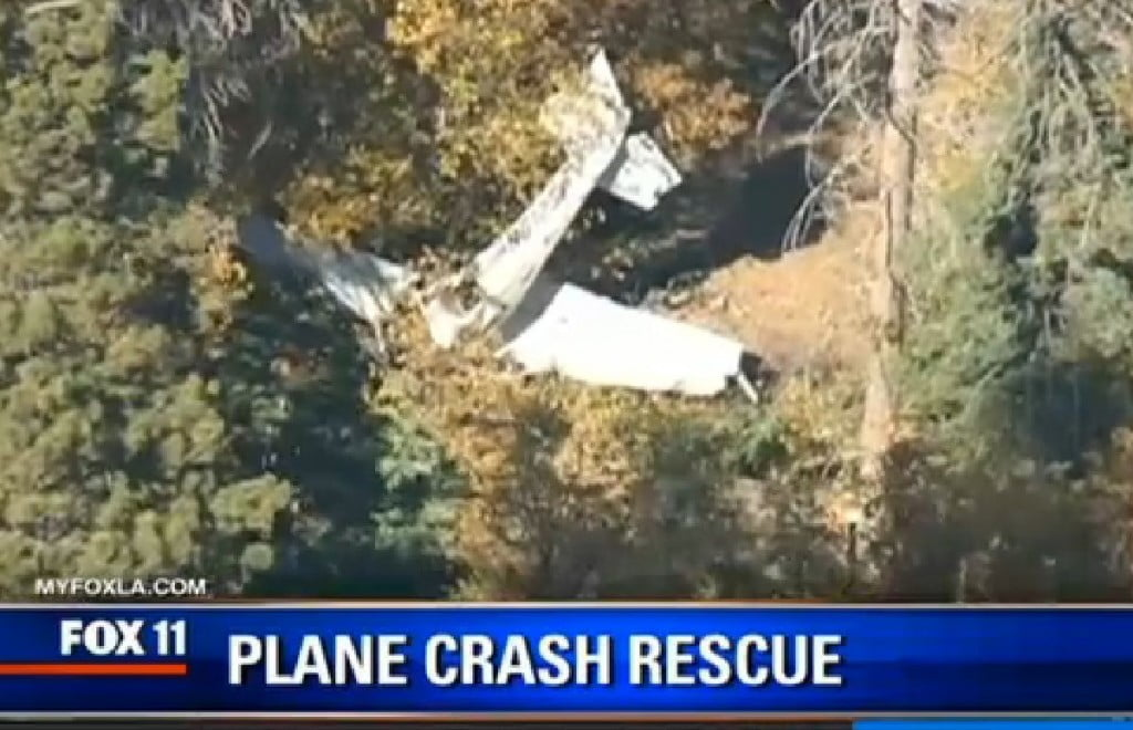 Air France; un pilote et deux hôtesses se crashent en Californie