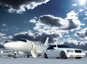 Jet © DR