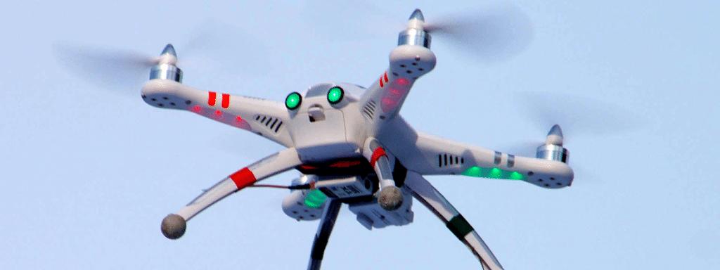 Drone, peur sur la centrale…