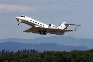 Gulfstream G-400 © Planephotoman