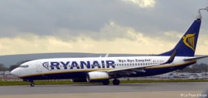 Ryanair © Le Pays d'Auge
