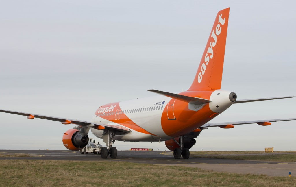 easyJet Orly Don't Rush Challenge