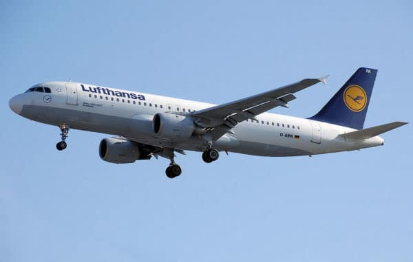 Lufthansa plonge !