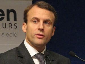 Emmanuel Macron © DR