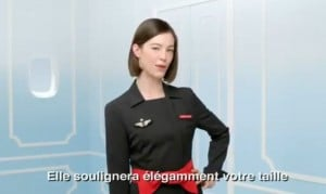 Consigne Air France 2015 © Air France