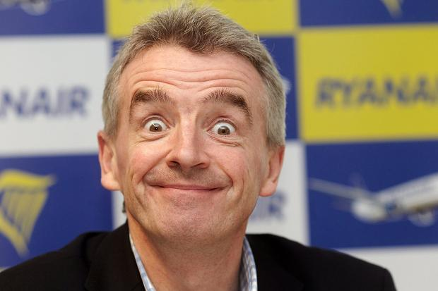 Ryanair et passagers amausants