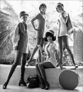 hotesse de l'air 1969