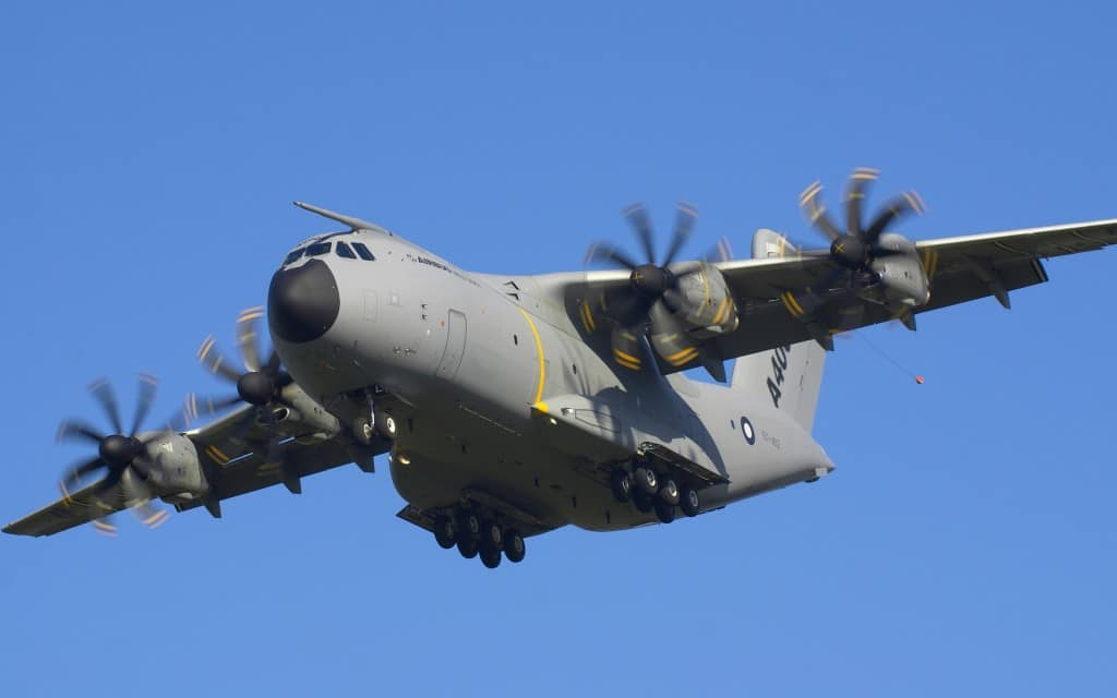 Crash A400M, merci le « bug »…