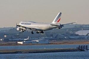 Boeing 747 Air France © DR