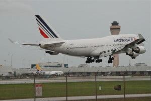 Air France Boeing 747 © DR