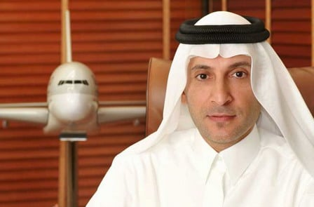 Akbar al-Baker, CEO Qatar Airways