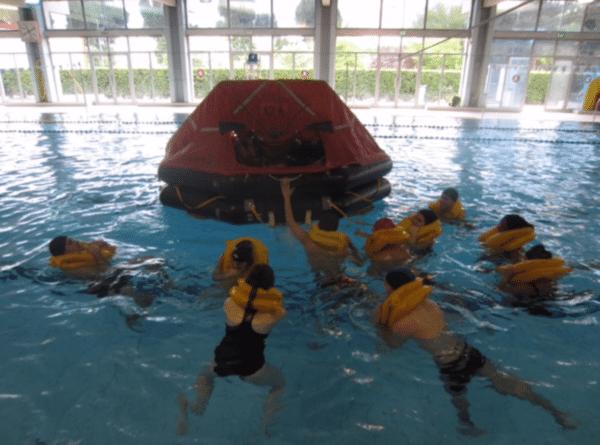 CCA, la piscine avec ILIA