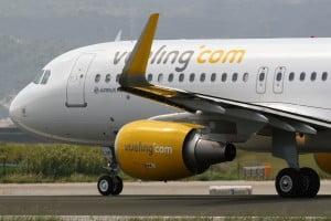 Airbus A320 Vueling © Curimedia